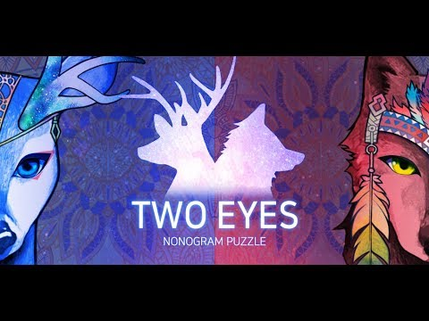 Two Eyes – Nonogram 1