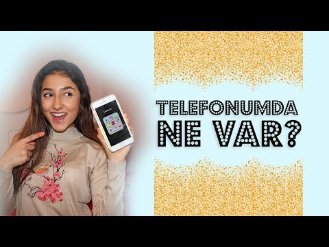 TELEFONUMDA NE VAR ?📲 | İrem Çalhan
