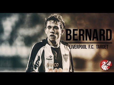 Bernard - Liverpool F.C.  Target
