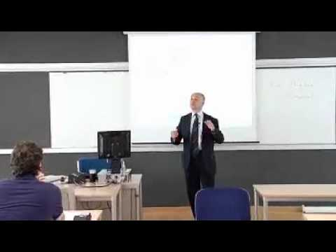 "Clase abierta: ""The International Business Environment: an Analysis of the World today"""