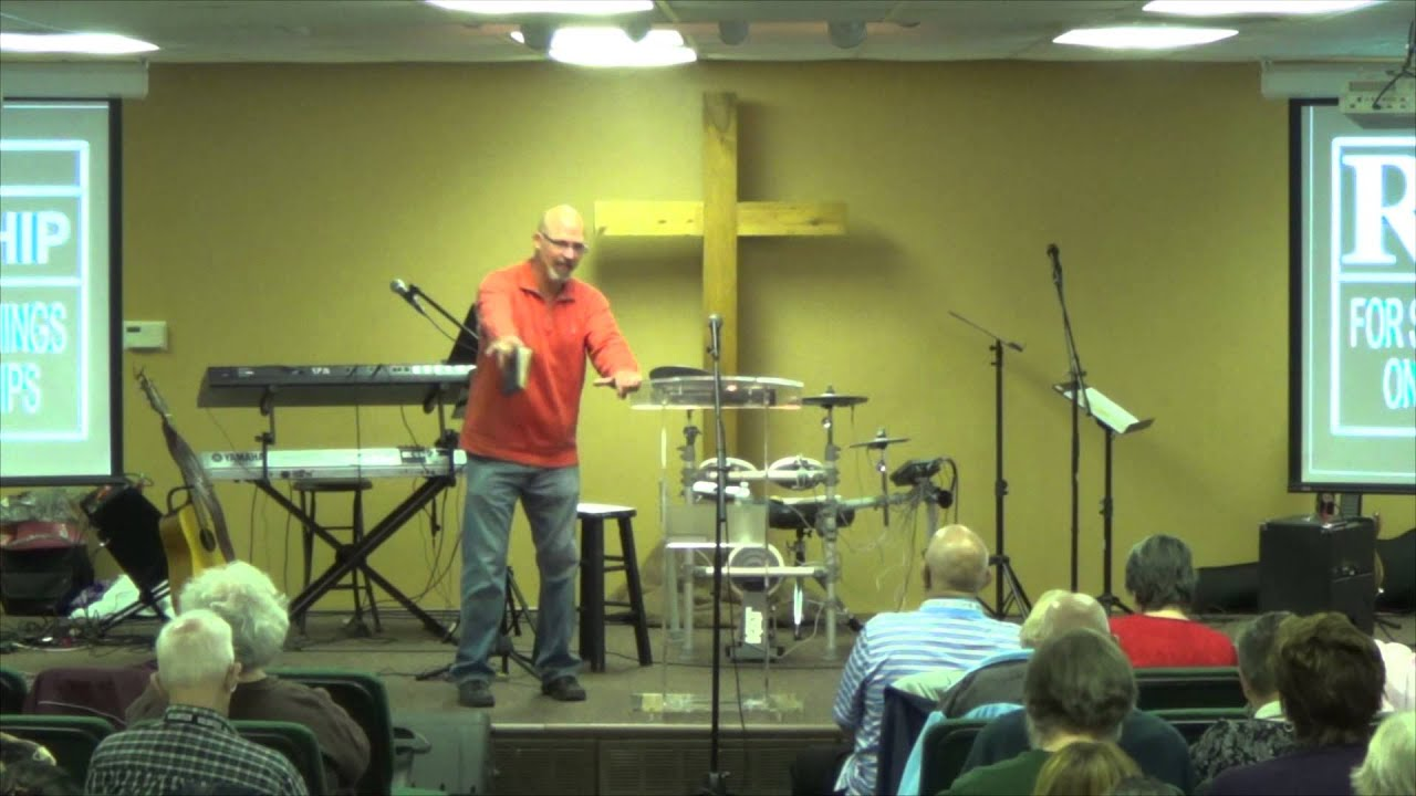 sermon fear of commitment relationship