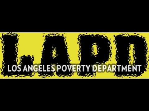 Poor Theatres - interview with John Malpede from Los Angeles Poverty Department (LAPD)