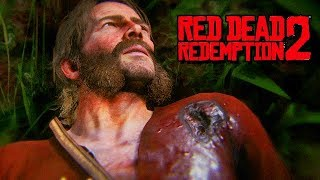 Red Dead Redemption 2 Gameplay German PS4 PRO - Folterstunde