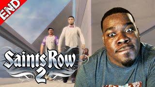Saints Row 2 Gameplay Walkthrough Part 36 - Ending - Lets Play Saints Row 2