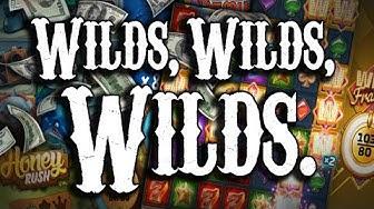 Online Slots: Wilds Wilds Wilds