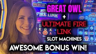 What happens When The Machine Malfunctions During a Great BONUS!? Ultimate Fire Link Slot Machine!!