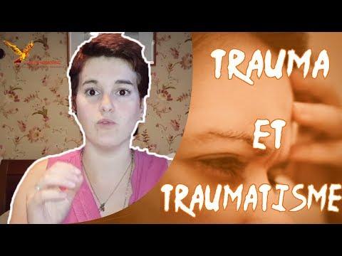 trauma urine foncée