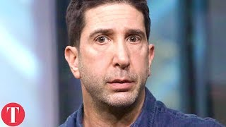 The Real Reason Why Hollywood Won't Cast David Shwimmer Anymore