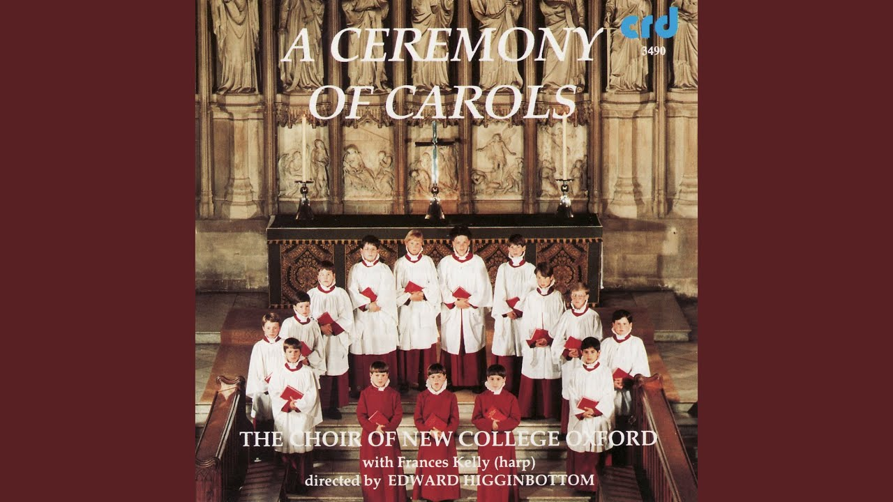 Four Old English Christmas Carols: Jesu, Thou the Virgin-born - YouTube