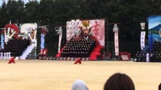 岐阜県立中津川工業高等高校 体育祭