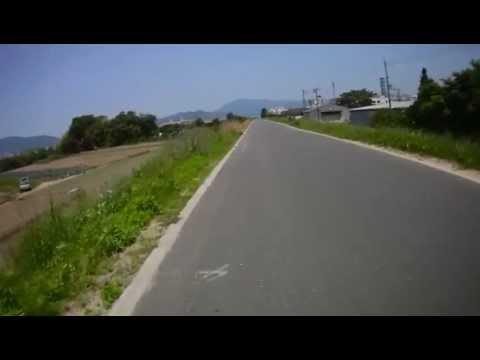 自転車車載動画】 京都八幡 ...
