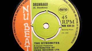 The Dynamites Drumbago - Nu Beat - Pama Records