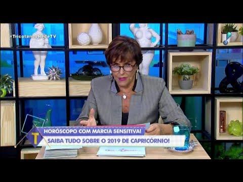 Saiba Como Sera Seu Signo em 2019 Com  a Márcia Fernandes 02 Jan 2019
