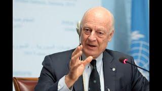 أخبار عربية | دي ميستورا: اقتراب #المعارضة والنظام من أول لقاء مباشر