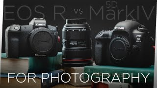 Canon EOS R better than the 5D Mark IV? + FREE LIGHTROOM PRESETS