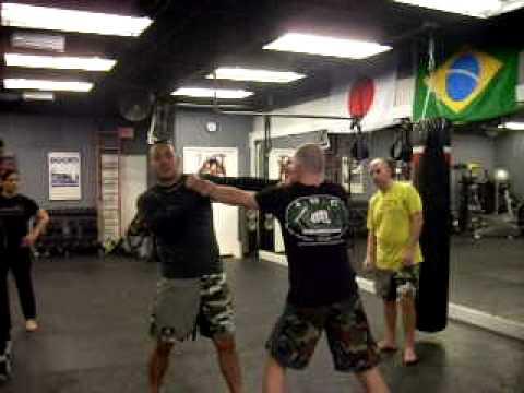 Leg Sweep, Krav Maga, MMA