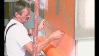 DEMIT fasadni sistem - Izvedba fasade DEMIT -