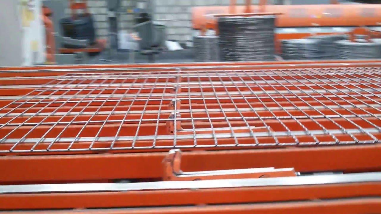 Станок контактной сварки для кладочной сетки, Wire Mesh Panel .