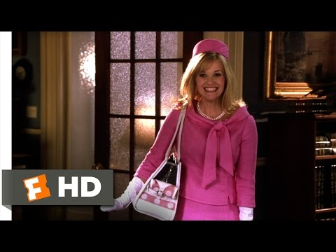 Legally Blonde 2 (5/11) Movie CLIP - Capitol Barbie (2003) HD