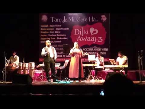Apne Pyar Ke Sapne Sach Hue - Live performance by Sanjeev Bawage