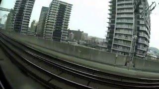 【車窓右側】グランクラス乗車 北海道新幹線はやぶさ5号 東京〜新函館北斗