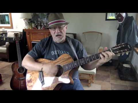 1627  - Crying In The Rain -  Everly Brothers cover with chords and lyrics