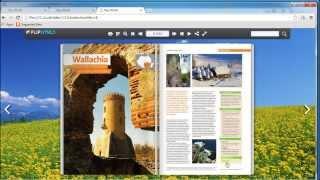 Flip HTML5: Command Line PDF to Flipbook API thumbnail