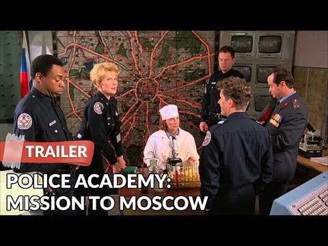 Police Academy: Mission to Moscow 1994 Trailer | Michael Winslow