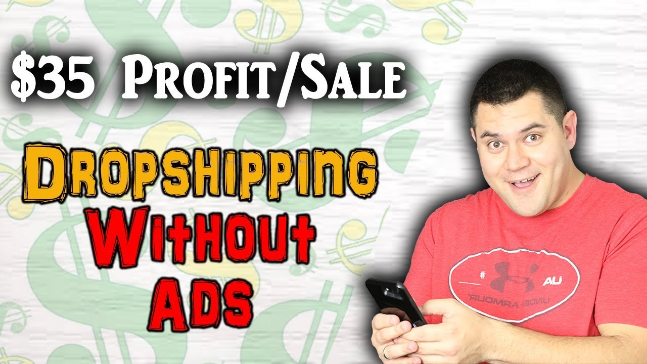 How I Made $35 Profit Selling This Dropshipping Product WITHOUT ADS