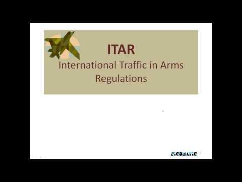 Understanding ITAR