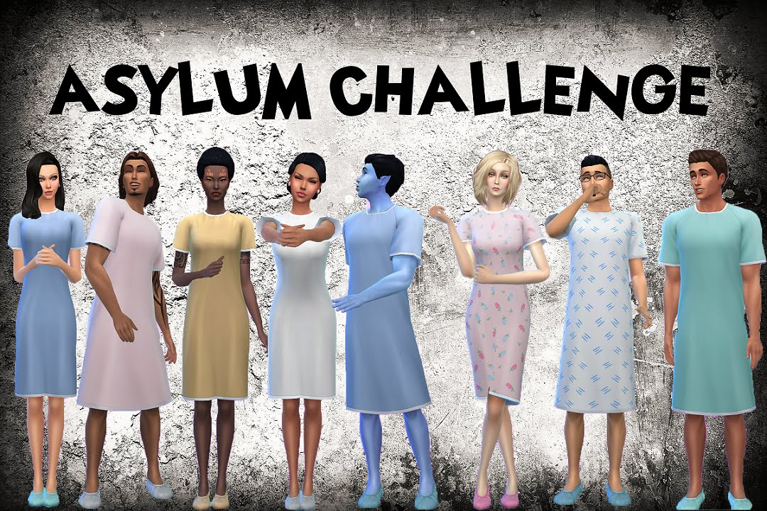 Sims 2 asylum challenge lots of fish dating 5
