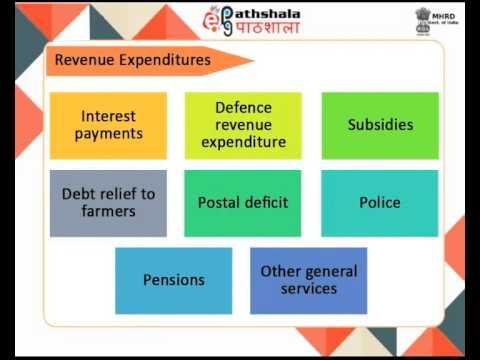 Public expenditure (ECO)