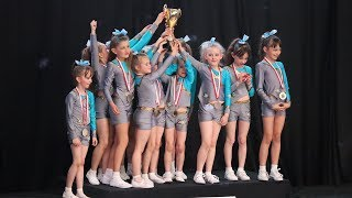 II Mistrzostwa Polski Cheerleaders w Ostrołęce