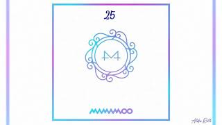 [AUDIO] 마마무(MAMAMOO) - 25 [White Wind (9th Mini AIbum)]