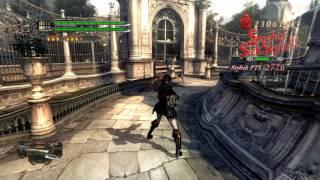 Devil May Cry 4 SE: Sylver Ivy, Gruftis & Echida Spawn Gameplay Trailer