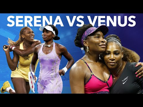 Serena Williams Vs Venus Williams | Best Points At The US Open!