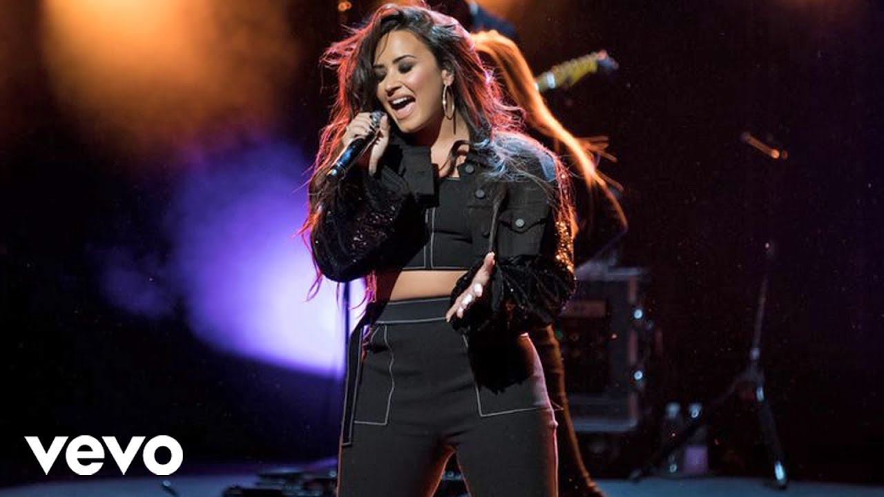 Demi Lovato Games Live Youtube