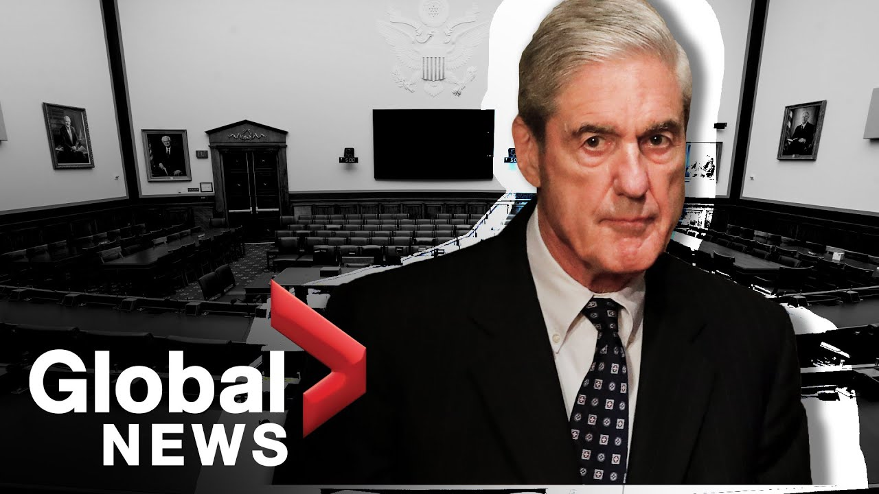 'It is not a witch hunt': Top moments from Robert Mueller's testimony before Congress