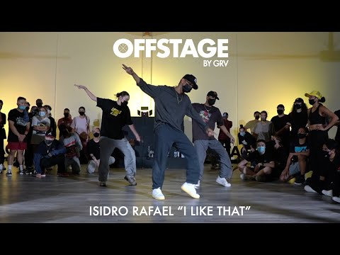 """Isidro Rafael choreography to """"I Like Dat"""" by T-Pain at Offstage Dance Studio"""