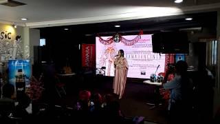 Zaskia Single Cintaku Karena Allah di Launching Album RAMAdanCINTA