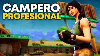 CAMPERO PROFESIONAL (Fortnite Battle Royale)