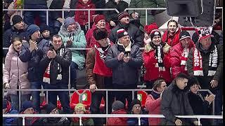 "УХЛ. 13.01.19. ""Донбасс"" - ""Белый Барс"" 7:0 (2:0, 1:0, 4:0). Обзор"
