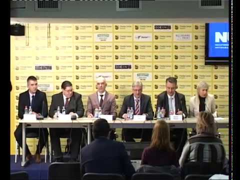 Mladić Defence Team Press Conference 1 February 2018 - Belgrade