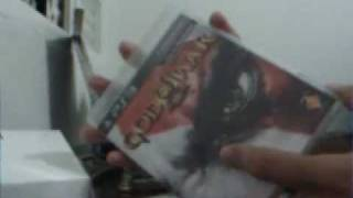 Unboxing God Of War III Ultimate Edition