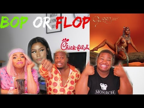 "NICKI MINAJ ""QUEEN"" IS....??? *CHICK-FIL-A MUKBANG*