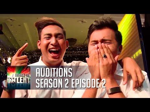 Myanmar's Got Talent 2015   Season 2 Episode 2   Auditions FULL