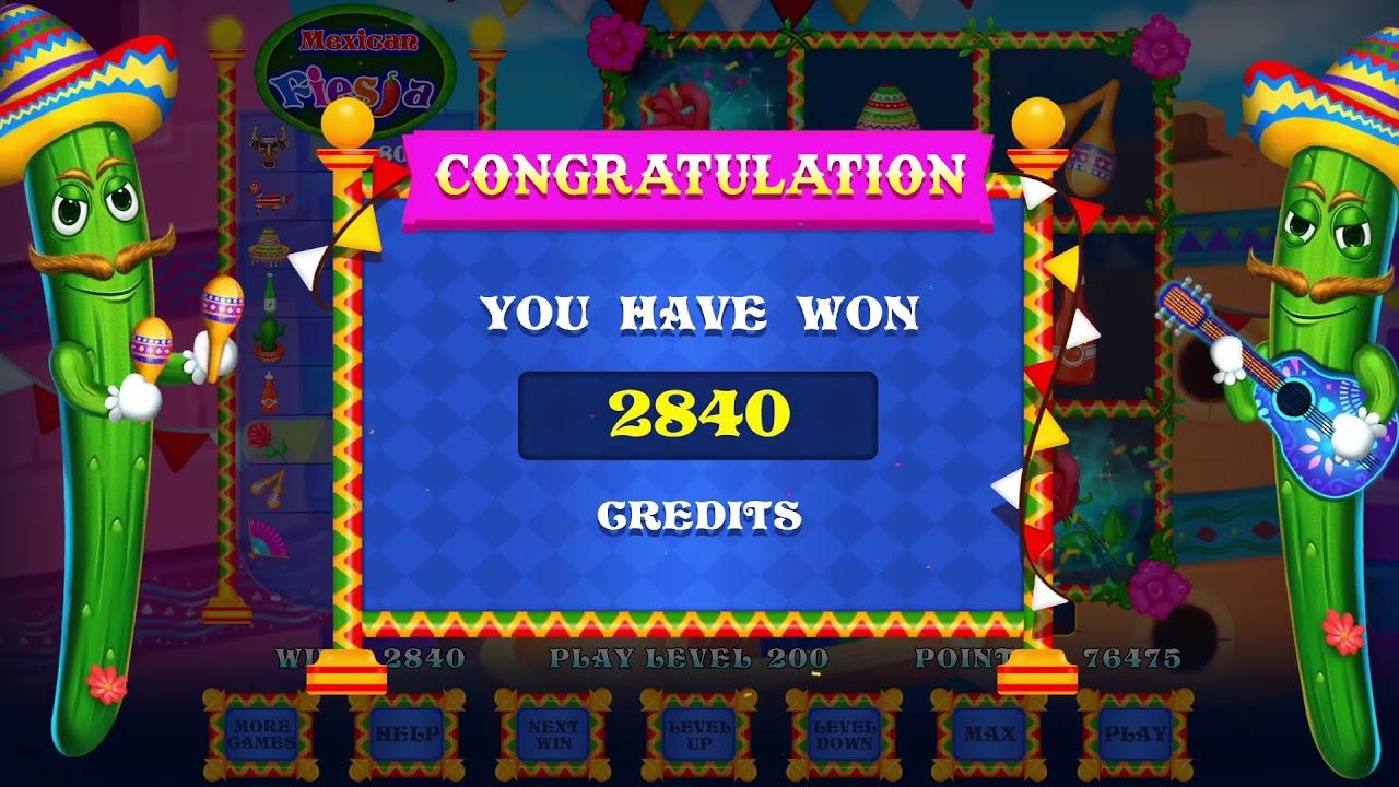 Mexican Fiesta - PA Skill Game - Huge Win & Bonus Spins! Skill Machine in PA - Prominentt Games