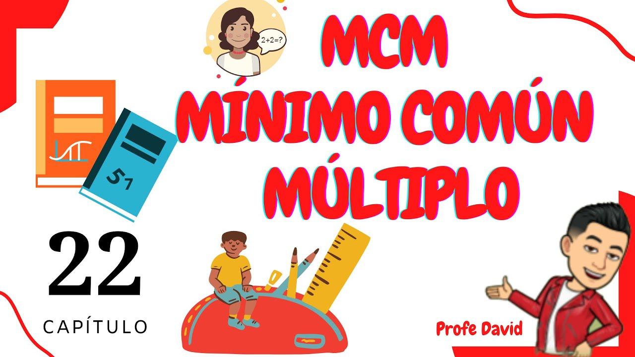 Download mcm Mínimo común múltiplo (CAPITULO 22 ) (Otavalo - El Colibrí)