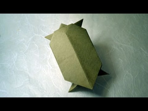 Origami Dragon Instructions: www.Origami-Fun.com - YouTube   360x480