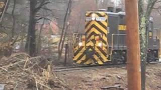 Grafton & Upton Railroad @ Grafton Center, Snow Rd